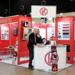 Stoisko firmy Kopos Elektro