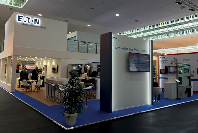 Wystawa firmy Eaton