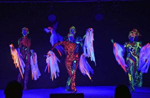 Występ zespołu Art Color Ballet
