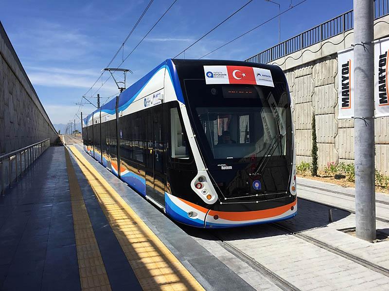 W 2016 roku Medcom dostarczał energoelektronikę m.in. do tramwajów w miastach Antalaya, Kayseri oraz Izmir w Turcji.