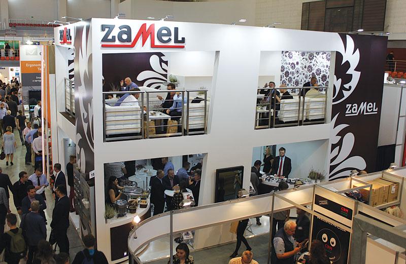 Pawilon firmy Zamel