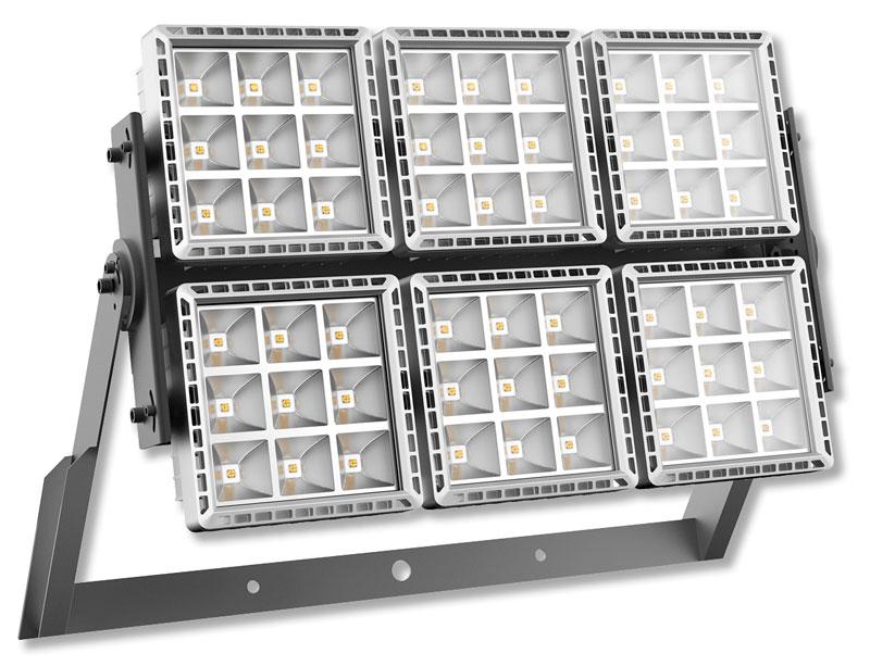 Rys. 4. Smart [Pro] – wysokowydajny system oświetlenia dla obiektów sportowych o wieloletniej trwałości