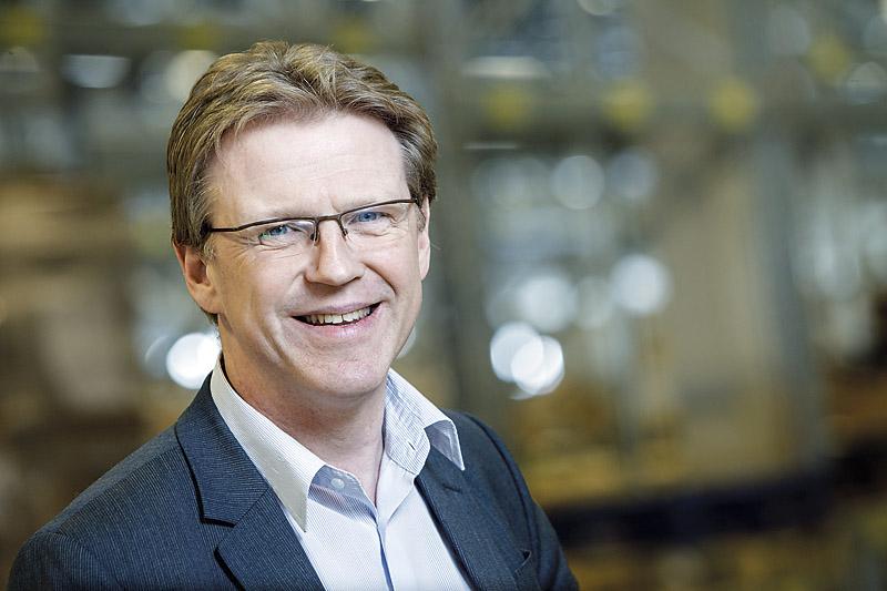 Endre Espeseth, prezes zarządu firmy Onninen Polska