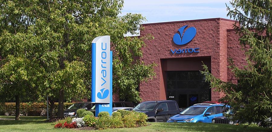 Siedziba Varroc Lighting Systems w Plymouth, USA