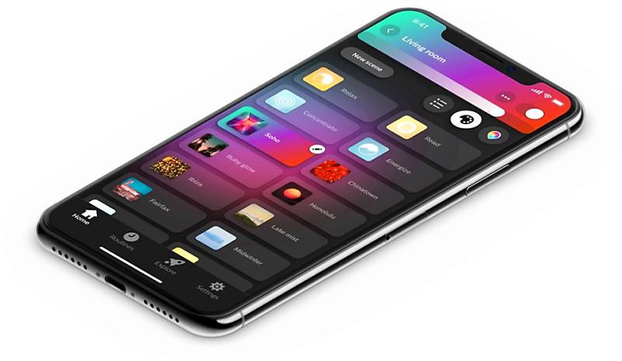 Aplikacja Philips Hue 3.0