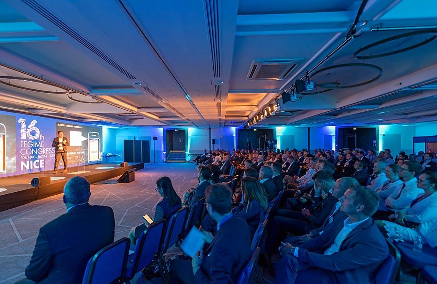 Ponad 350 uczestników wzięło udział w XVI Kongresie FEGIME