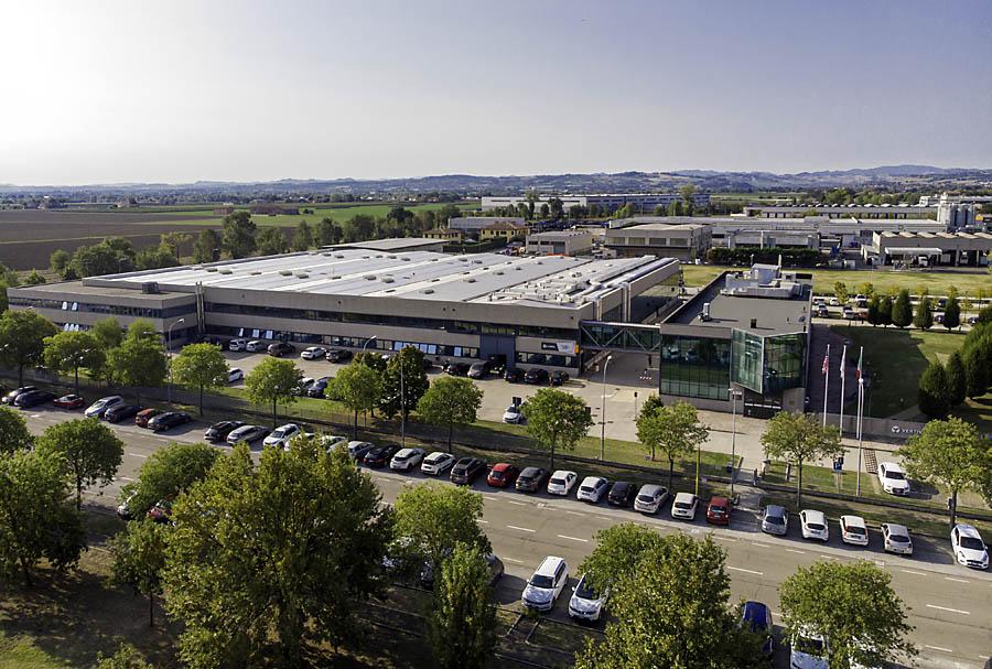 Customer Experience Center firmy Vertiv mieszczące się w Castel Guelfo nieopodal Bolonii to największy ośrodek testowy systemów zasilania w Europie