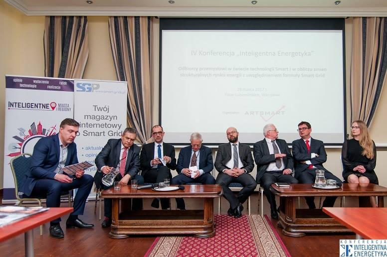 Panel dyskusyjny zamykający konferencję