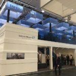 Pawilon firmy Endress+Hauser
