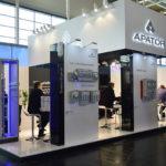 Wystawa firmy Apator