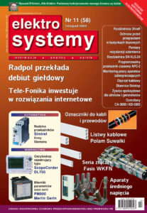Elektrosystemy 11/2004