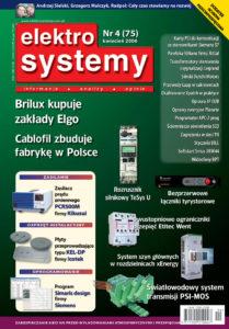 Elektrosystemy 04/2006