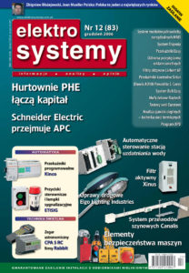 Elektrosystemy 12/2006