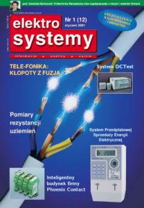 Elektrosystemy 01/2001