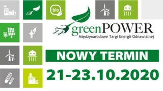 Nowy termin targów Greenpower