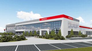 Ruszyła budowa fabryki Erko w Jonkowie