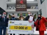 Charytatywna akcja TIM: 221 000 zł dla 17 organizacji