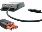 Uniwersalne złącza AC 166 do podłączania opraw  oświetleniowych