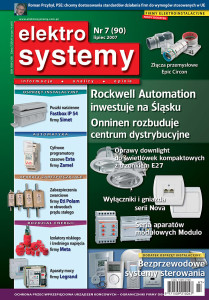 Elektrosystemy 07/2007