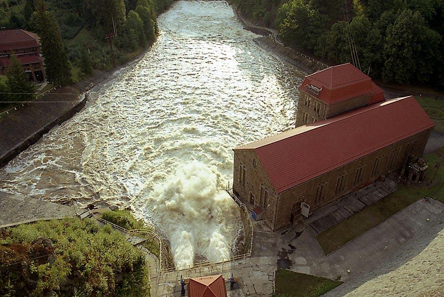 Hydroelektrownia w Plichowicach