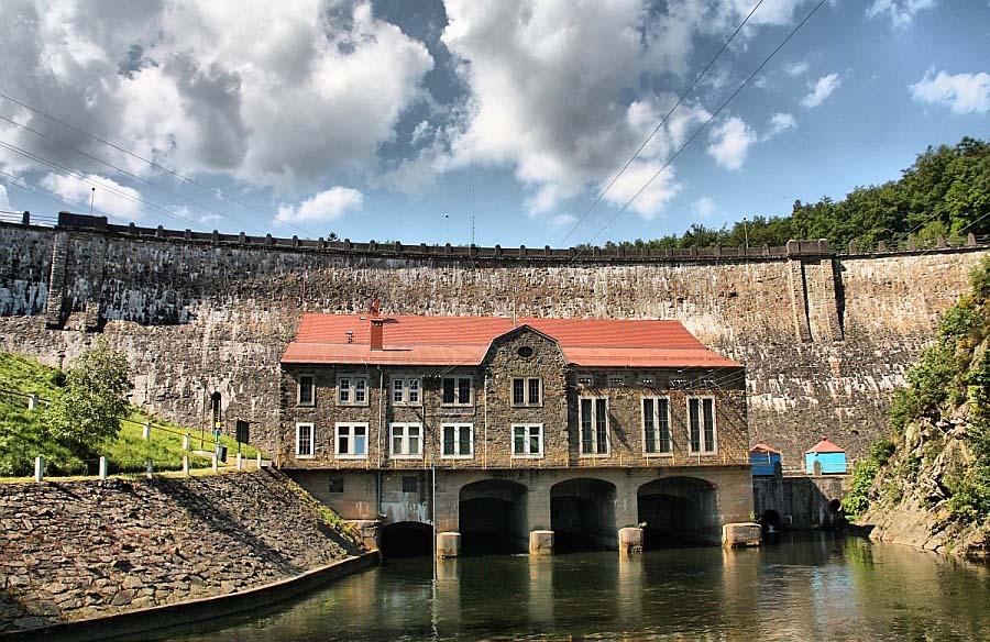 Hydroelektrownia w Złotnikach