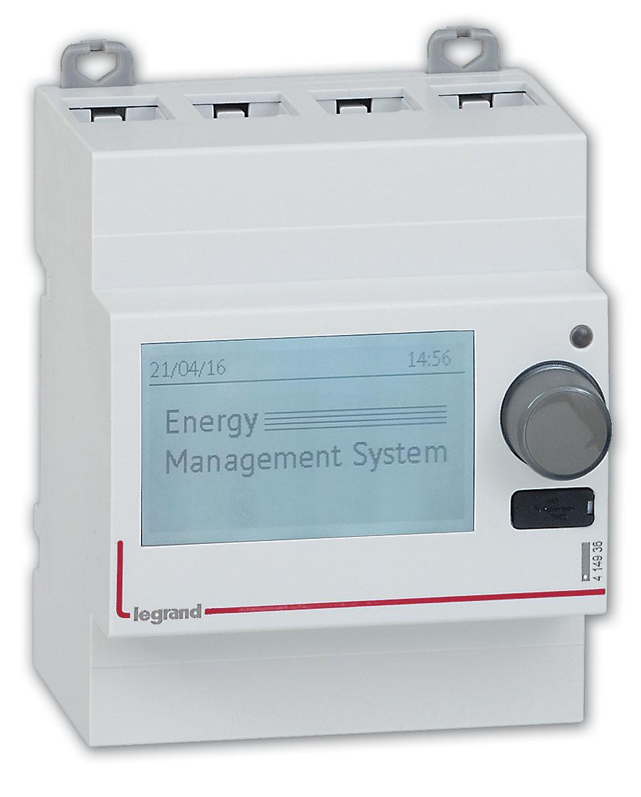 Moduł wizualizacji i konfiguracji lokalnej EMS CX3