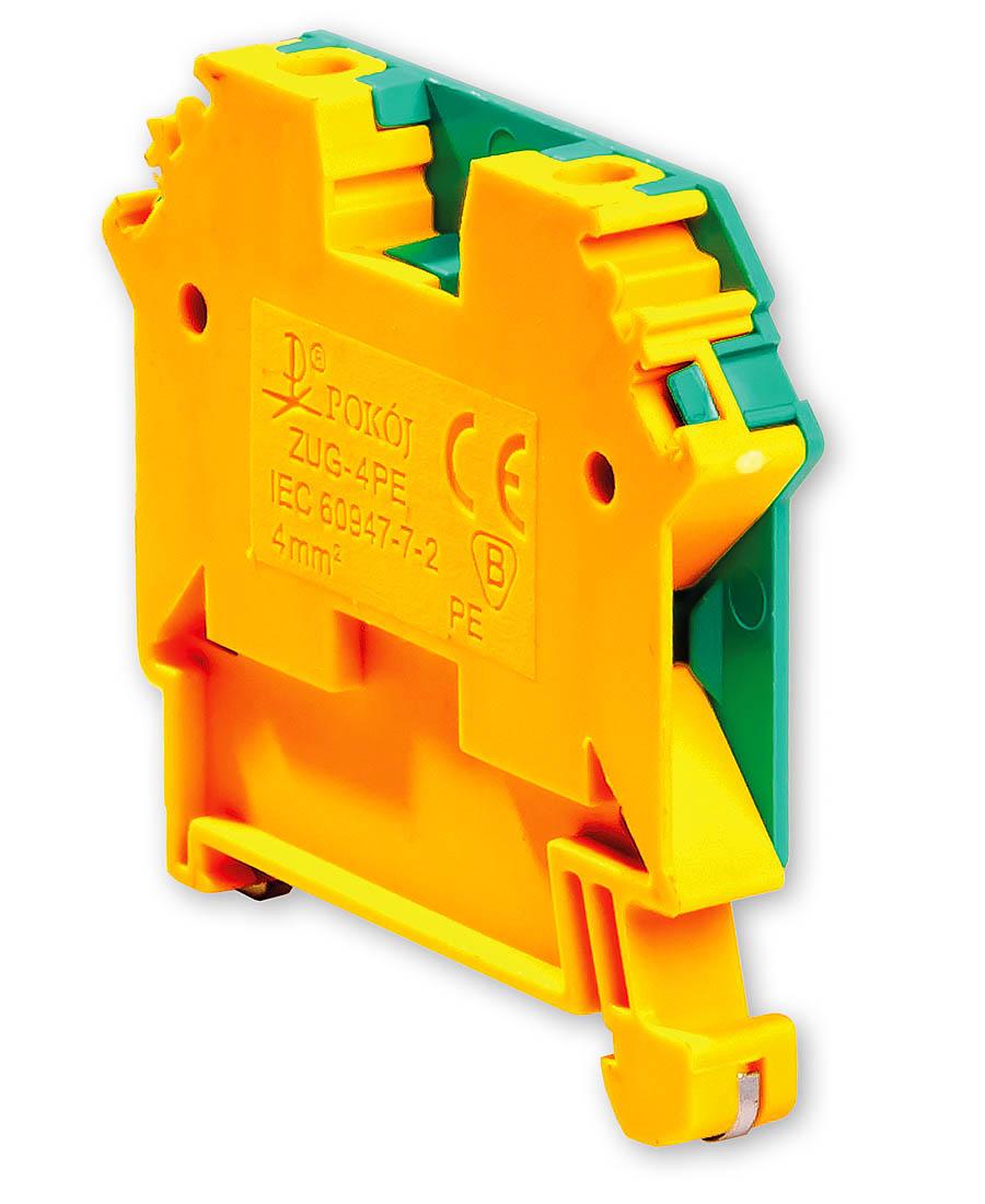 Złączka ochronna ZUG-4PE