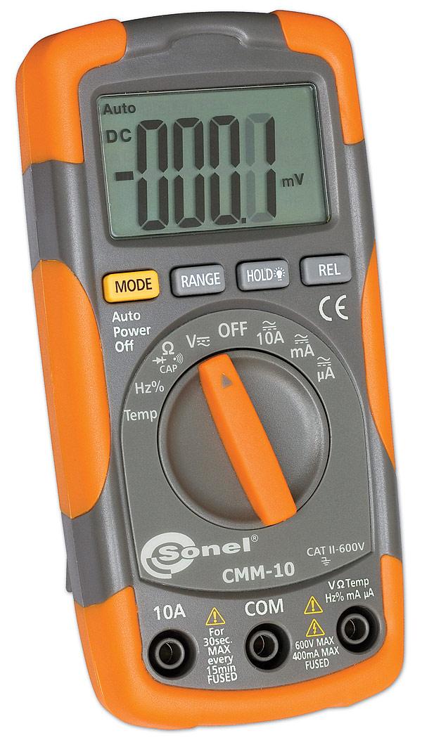 Multimetr cyfrowy CMM 10 firmy Sonel