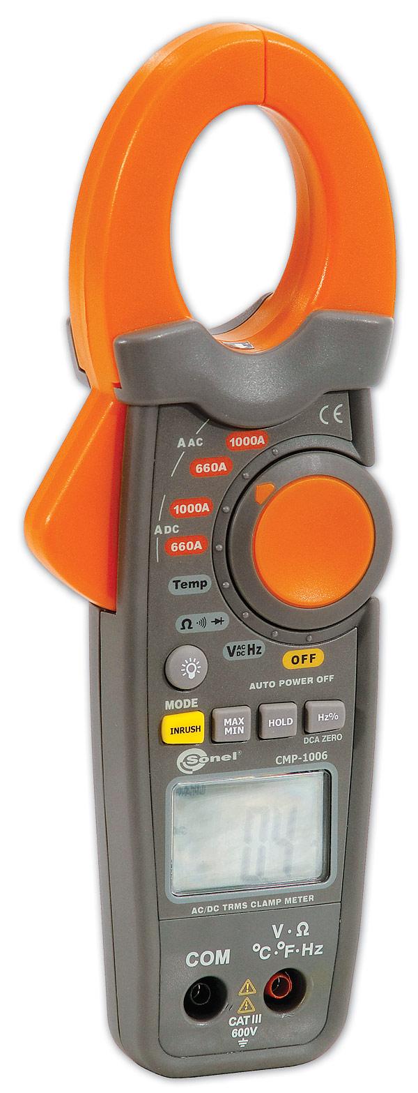 Multimetr cęgowy CMP-1006 firmy Sonel