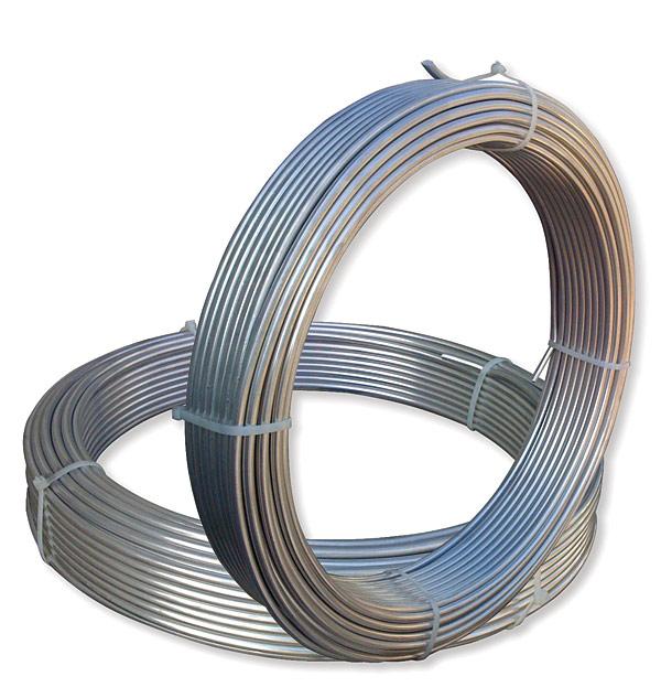 Polska norma PN-EN 50164-2 umożliwia budowanie instalacji odgromowej z przewodów aluminiowych oraz stopu aluminiowego