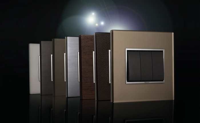 System by-Me firmy Vimar oferuje wiele możliwości funkcjonalnych i wzorniczych