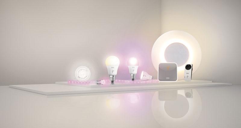 System sterowania LED Lightify