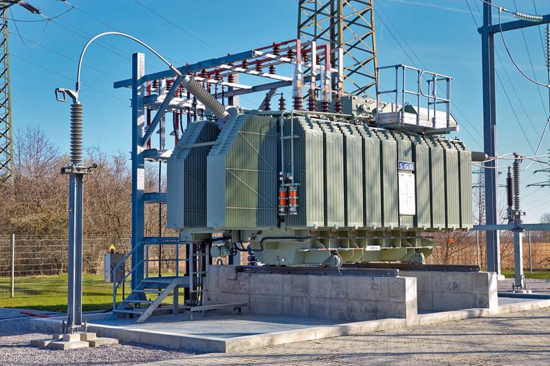 Rys. 4. Systemy I/O pomagają m.in. przy monitorowaniu i sterowaniu transformatorami