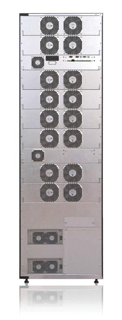 Tylna ściana zasilacza UPS Ultron HPH 120 kVA