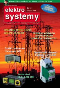 Elektrosystemy 11/2000