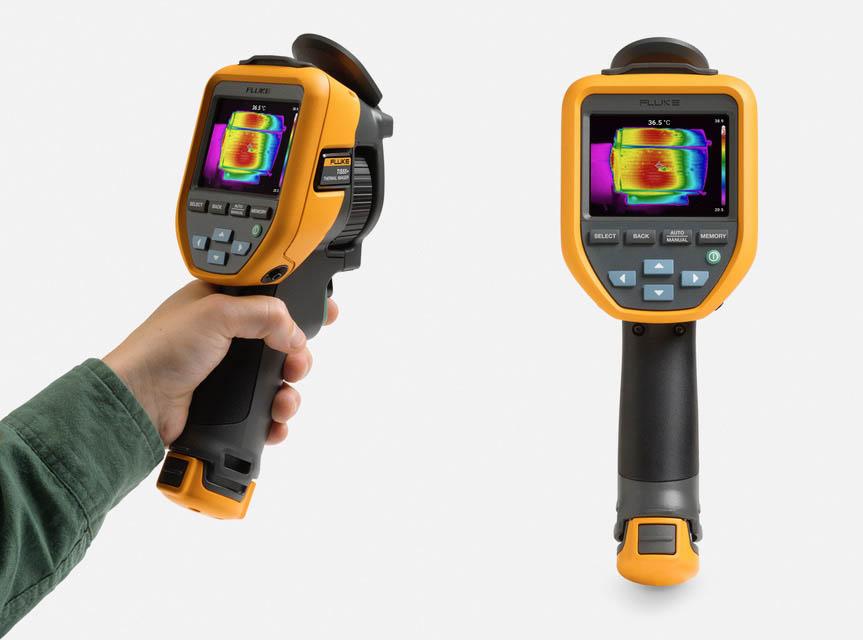 Kamera termowizyjna Fluke TiS55+