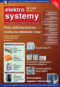 Elektrosystemy 05/2003