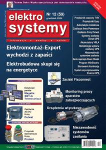 Elektrosystemy 12/2004