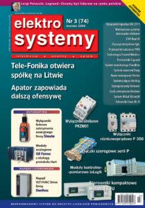 Elektrosystemy 03/2006