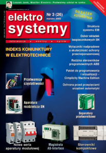 Elektrosystemy 03/2002